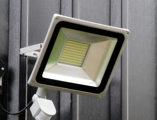 Outdoor Security Lights for Businesses